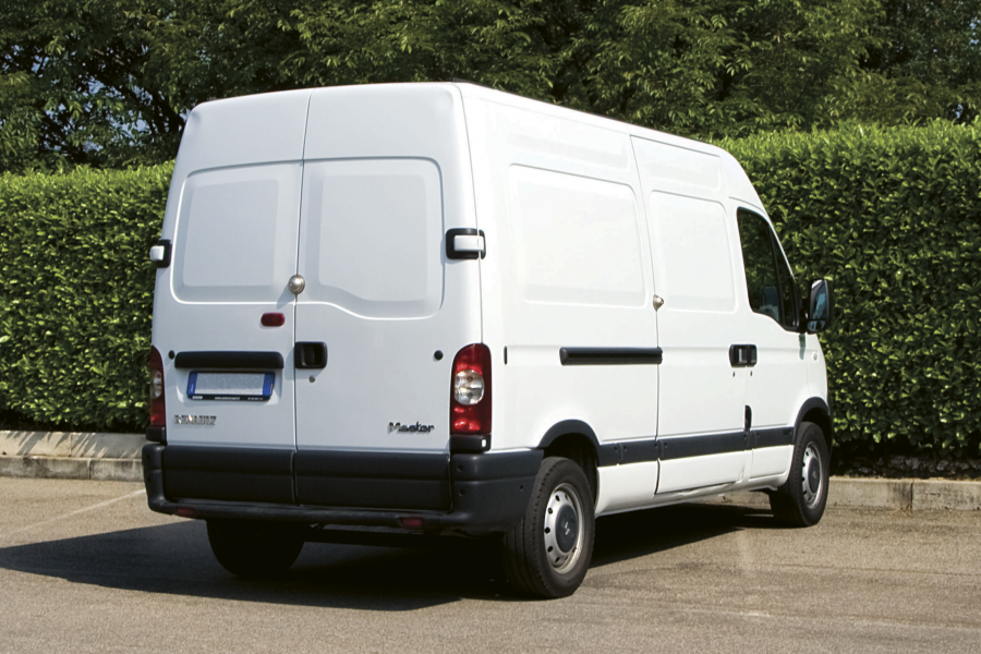 Security locks for transport vehicles, vans and other work vehicles.