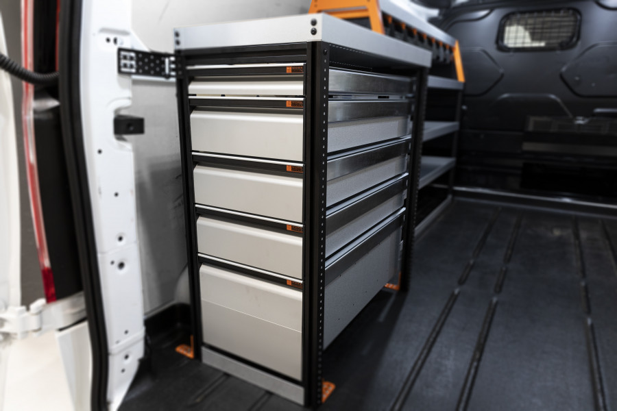 Large drawer units for your vehicle