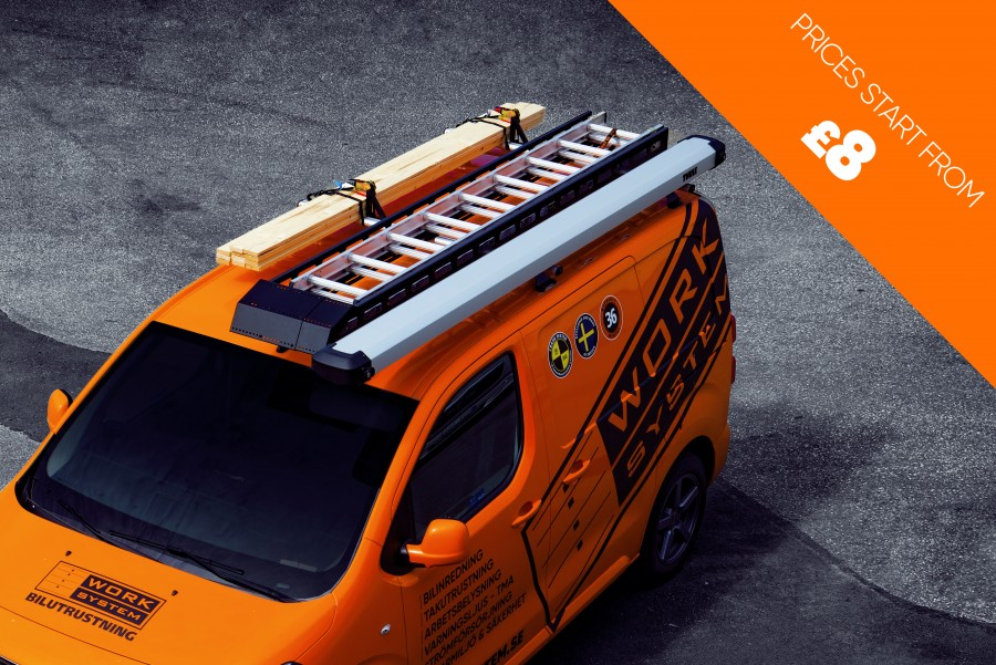 Roof equipment for transport and service vehicles