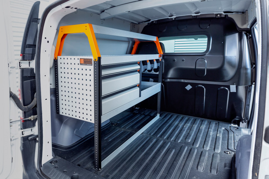 Van racking and van shelving at the best prices in the market.