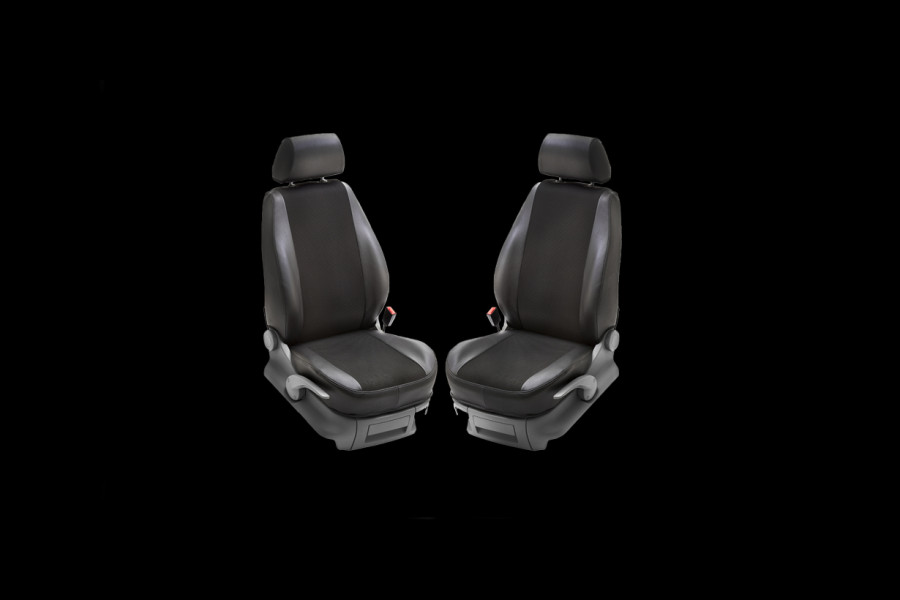 Seat covers for your work vehicle