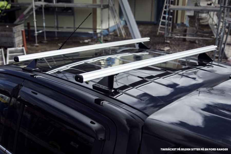 Roof Rack x2 Expert, Dispatch & Proace