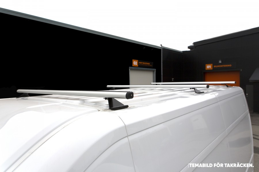 Roof Rack x3 Expert, Dispatch & Proace