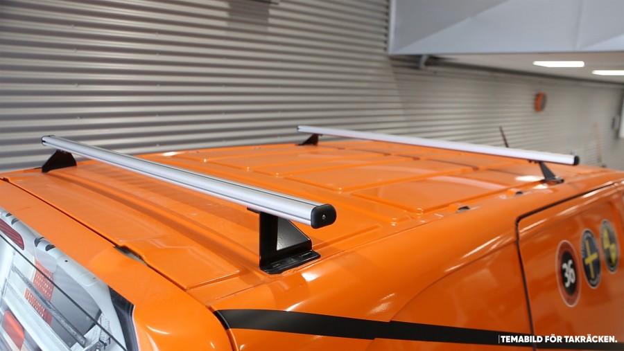 Roof Rack x2 Dispatch, Scudo & Expert until 2015