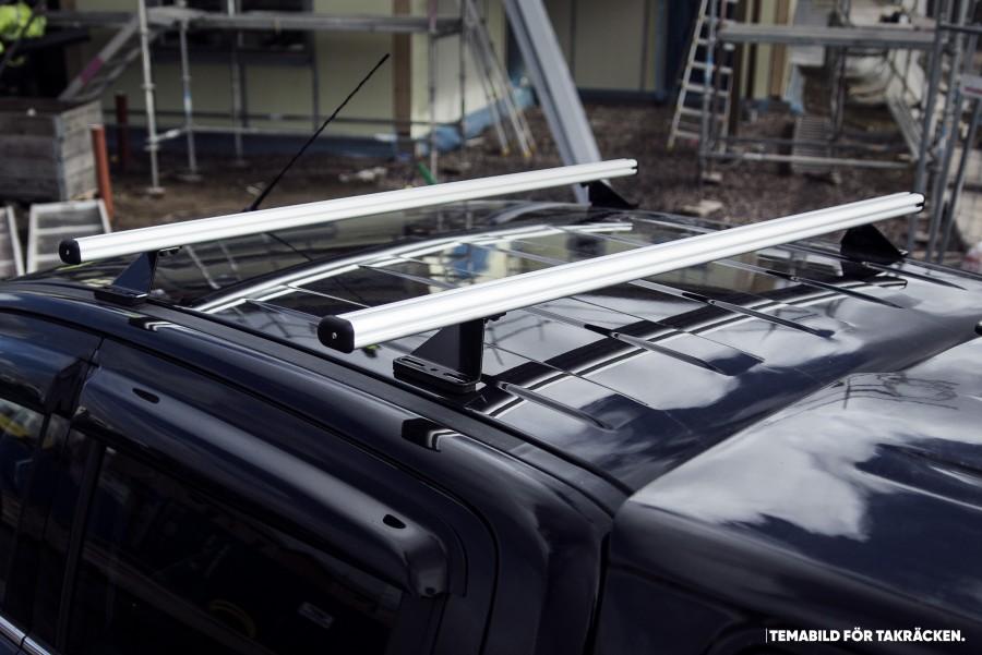 Roof Rack x2 Mercedes VITO