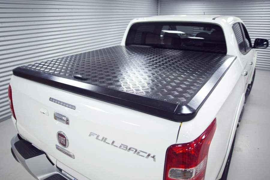 Aluminium Flat Top for the Toyota HiLux 2016-.