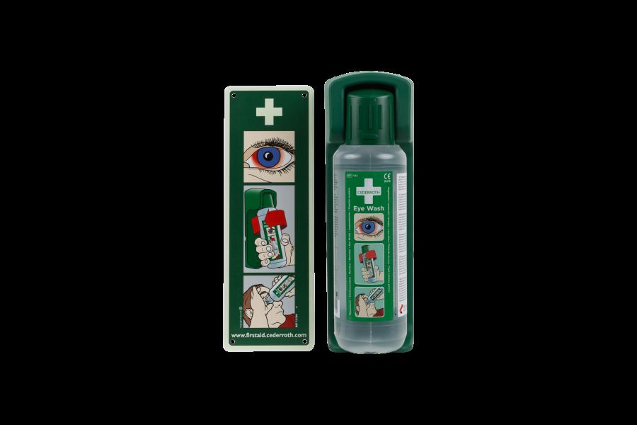 Eye rinse kit