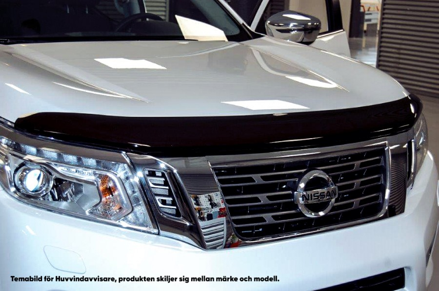 Air Deflector for the Toyota HiLux 2016-