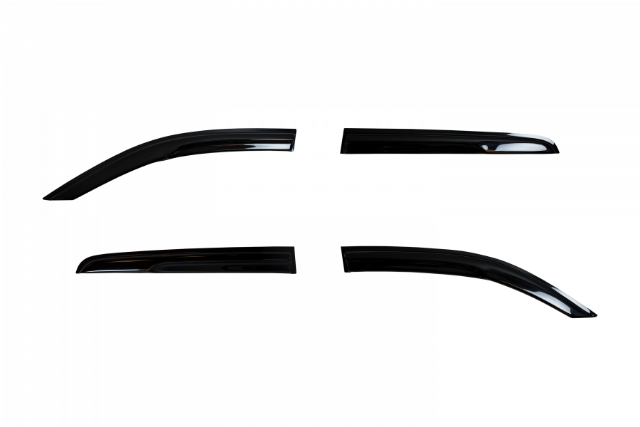 Air Deflector for the HILux 2016-