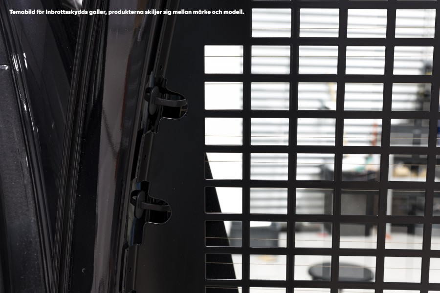 Anti-Theft Grid Door for the Citan/Kangoo. For the rear double doors.