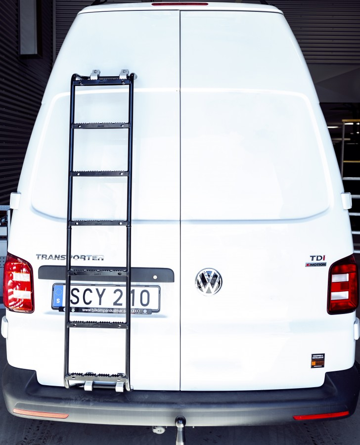 Ladder (rear doors Universal 1300mm)