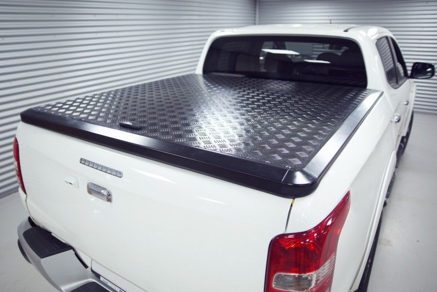 Aluminium Flat Top for the Mitsubishi L200 och Fiat Fullback 2016-.