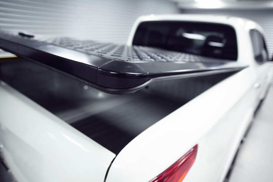 Aluminium Flat Top for the Ford Ranger 2012-.