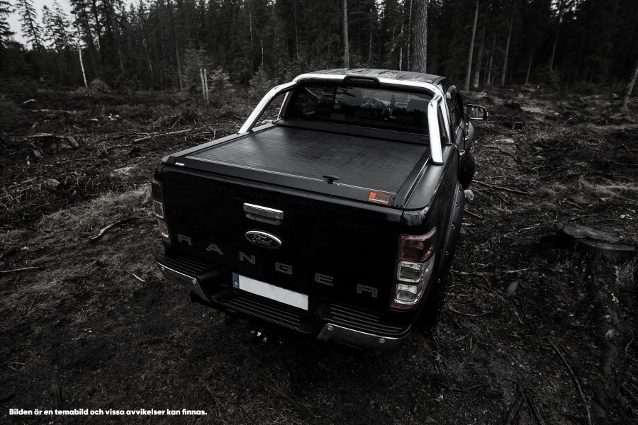 Rolltop Ford Ranger WildTrak 2012-.