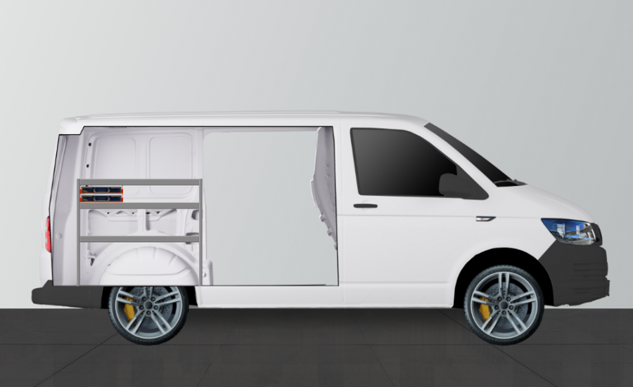V-SS2 for the VW Transporter L1 | Work System