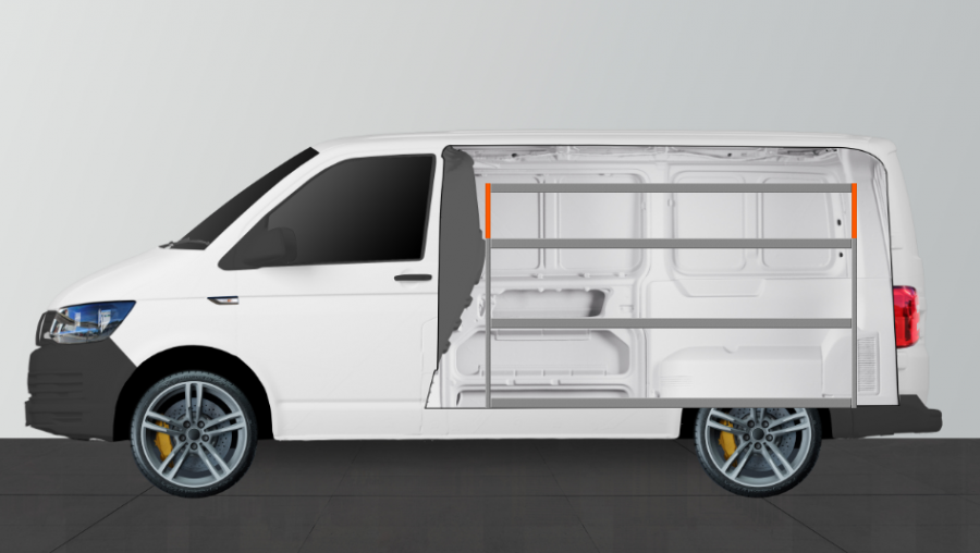 H-Basic for the Transporter L1 | Work System