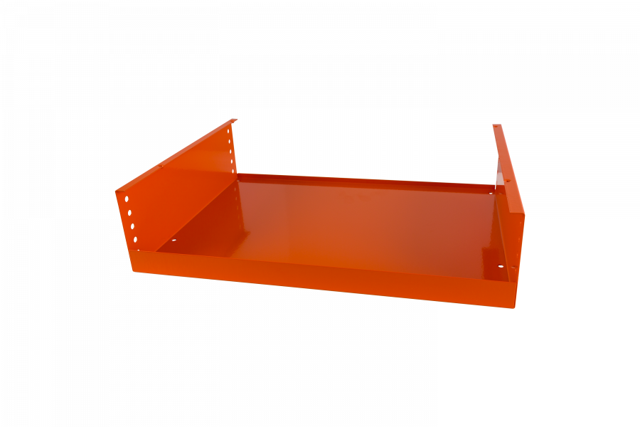 Component Box Holder - 350mm, Including fittings