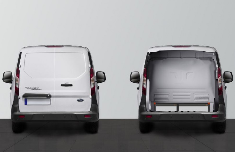 Underfloor (H:202mm) With 3 drawers for the Ford Connect L1 (2 Seater)