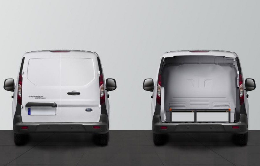 Underfloor (H:272mm) With 3 Drawers for the Ford Connect L1 (3-Seater)