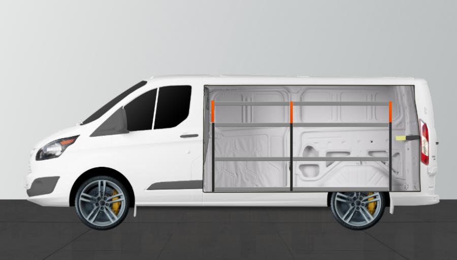 H-Basic for the Ford Custom L2H1