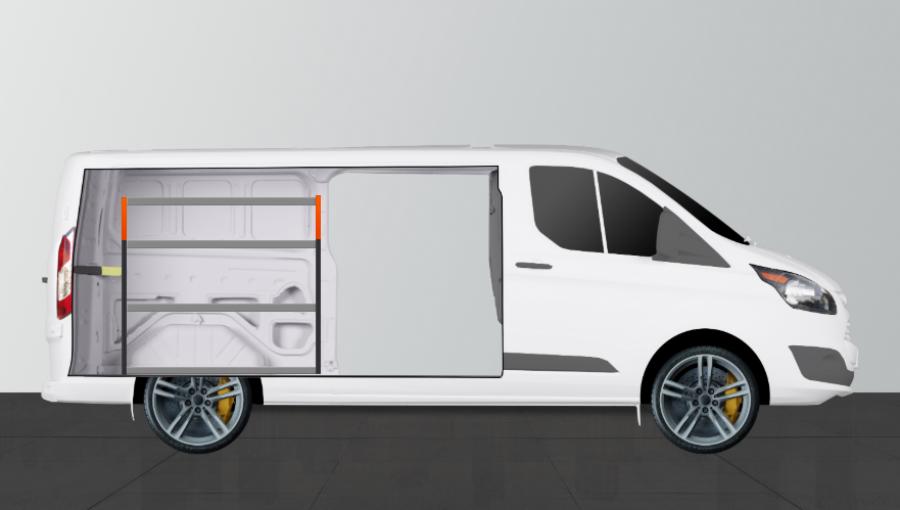 V-Basic for the Ford Custom L2H1