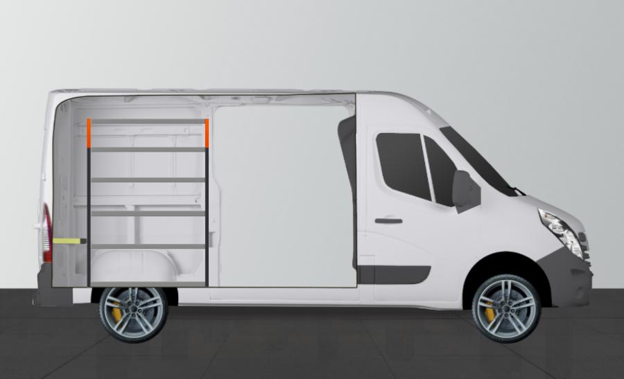 V-Basic for the Movano, Master & NV400 L2H2