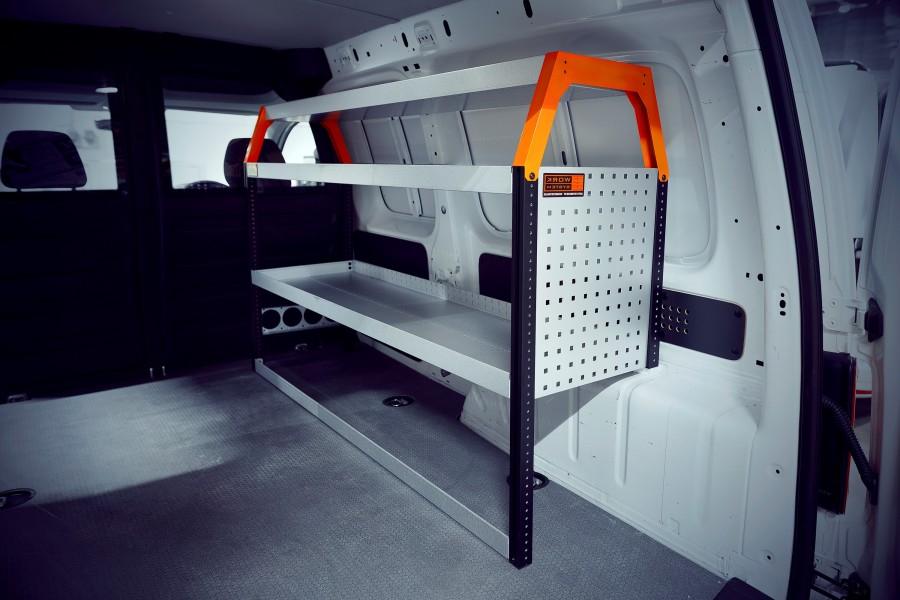 H-Basic for the Ford Custom L1H1