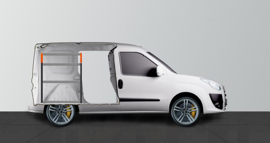 V-Basic for the Fiat Doblo & Vauxhall Combo L1