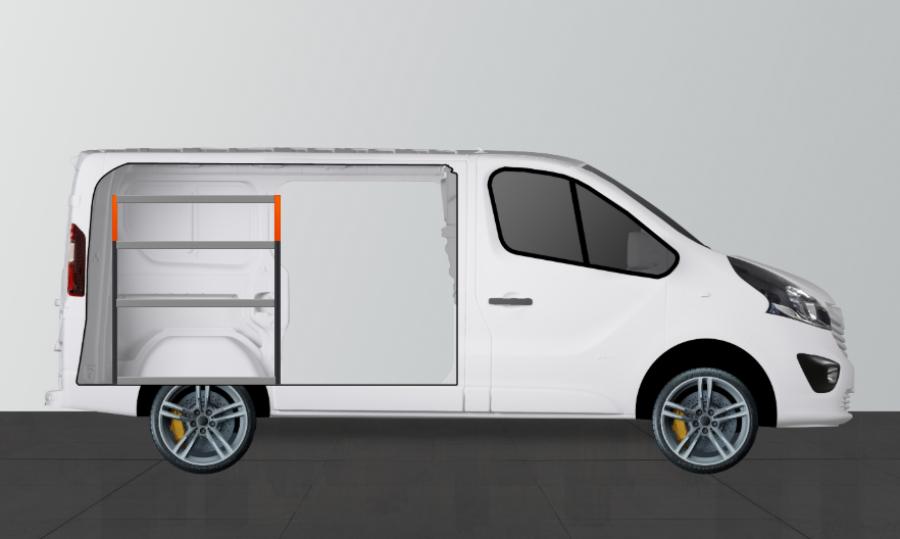 V-Basic for the Talento, NV300, Vivaro & Trafic L1H1